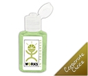 30ml Hand Sanitiser Gels with Aloe