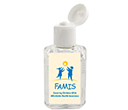 60ml Hand Sanitiser Gels