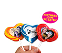 Heart Candy Lollipops