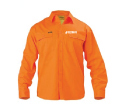 Bisley Long Sleeve High Vis Drill Shirts