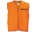 Bisley High Vis Vests