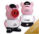 Percy Pig Standing Coin Banks®