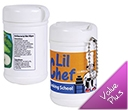 Anti Bacterial Wet Wipes in Canisters