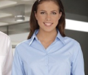 Base Ladies Long Sleeve Business Shirts