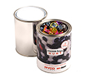 Small Paint Tins with Jelly Beans 250 grams