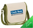 100% Organic Cotton Satchels