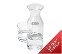 Decanters with Cup