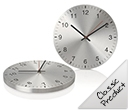 Aluminium Wall Clocks