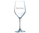 Mineral Sheer Rim Stem Glasses