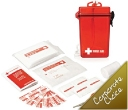 21 Piece Waterproof First Aid Kits