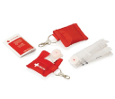 CPR Masks On Keyrings