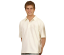 Mesh Knit Short Sleeve Cricket Polos