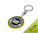 Custom Made Flexi Keyrings