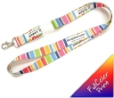 25mm Full Colour Lanyards