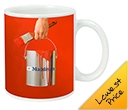 Omega Dye Sublimation Mugs