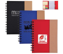 Trek Recyclable Notebooks / Noteflags / Pens