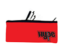 Neoprene Large Pencil Cases