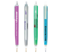 Bic Tri Stic Clear Pens