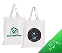 Short Handle Bamboo Conference Bags
