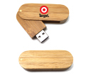 Magellan Wooden Flash Drives